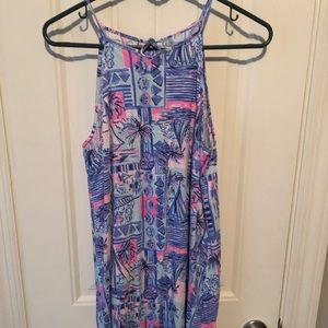 Lilly Pulitzer Margo Dress Yeah Buoy Small